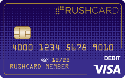 how to change my rushcard plan